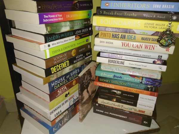 books, bookishfame, all about fame, bibliophile, Khyati Gautam