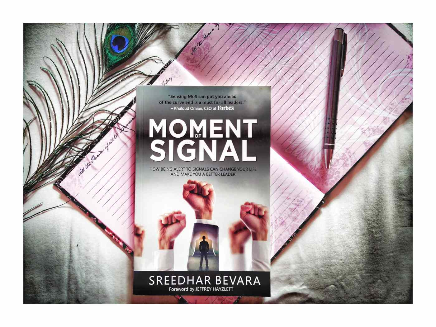book, book review, moment of signal, bookish fame