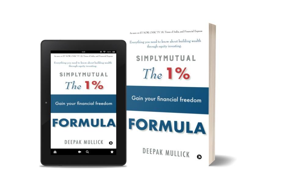 SimplyMutual: The 1% Formula to Gain Financial Freedom | Deepak Mullick
